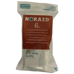 Noraid Refill - Nr: 6 - Forbindingsmateriell